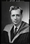 Film negative: Mr Rhodes, graduate
