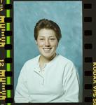 Negative: Miss A. Hough Passport Photo