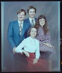 Negative: Pazameta Family Portrait