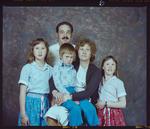 Negative: Ryan Family Portrait