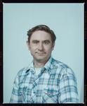 Negative: Mr Bertet Passport Photo