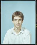 Negative: Mr N. Larsen Passport Photo