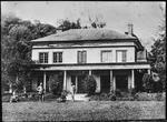 Film negative: Mr J Harris, house