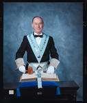 Negative: Mr Goldsworthy Freemason Portrait