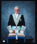 Negative: Mr Banks Freemason Portrait