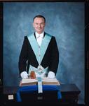 Negative: Mr Schreiber Freemason Portrait