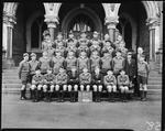 Film negative: Christchurch Boys High School: class 3C2