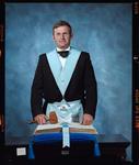 Negative: Mr Buxton Freemason Portrait
