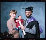 Negative: Mr Humm Graduate and Family