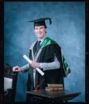 Negative: Mr Olorenshaw Graduate