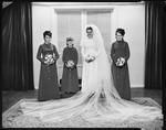 Film negative: Nash and Penniket wedding, party