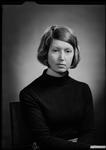 Film negative: Miss Wilson, passport