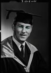 Film negative: Mr Warren, graduate