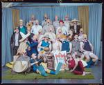 Negative: Lincoln College 3rd Grade Rugby 1985