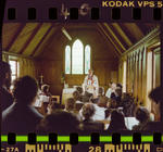 Negative: Chathams Church Centenary 1985