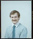 Negative: Mr Cross Passport Photo