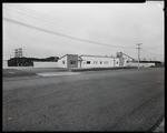 Film negative: Pacific Scrap, new building