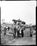 Film negative: Flying baler