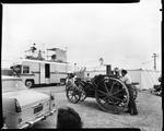 Film negative: International Harvester Company: first tractor