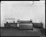 Film negative: Arrow Furniture, bedroom furniture