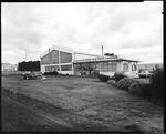 Film negative: Industrial Steel and Plant Company, building in Hornby