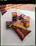 Film negative: R J Mitchell Limited, food goods