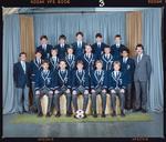 Negative: St Andrews College Soccer 1985