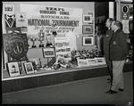 Film negative: Rugby League schoolboys tournament, display, 1969