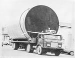 Film negative: International Harvester Company: truck with big load