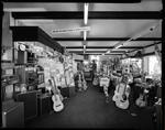 Film negative: Sedley Wells Limited, guitars