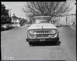 Film negative: International Harvester Company: The Press C1100 truck
