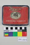 Tin: Tobacco