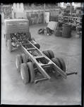 Film negative: International Harvester Company: truck chassis and cab