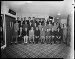 Film negative: St Bedes College, Jubilee committee