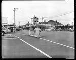 Film negative: Linwood Avenue/Aldwins Road intersection