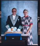 Negative: Unnamed Freemason and Woman