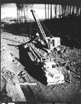 Film negative: International Harvester Company: loading logging truck