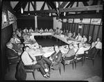 Film negative: International Harvester Company: Avon Motor Lodge, dealers and zone conference