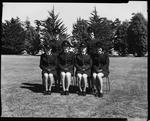 Film negative: Burnham Women's Royal Army Corps, officers course