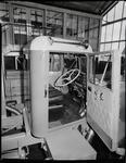 Film negative: International Harvester Company: Pacific trucks finished on assembly line