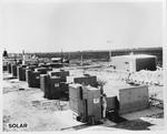 Film negative: International Harvester Company: solar plant