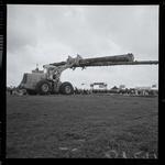 Film negative: International Harvester Company: Hough loader with large pole