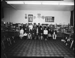 Film negative: Linwood High School, Jubilee Committee