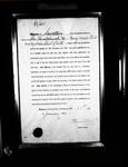 Film negative: Christchurch Working Men's Club and MSA, club charter