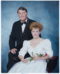 Negative: Clausen Man and Woman Marian College Ball