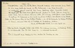 Macdonald Dictionary Record: John Barrett