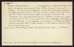 Macdonald Dictionary Record: William Henry Barry