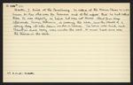 Macdonald Dictionary Record: J Beattie