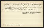 Macdonald Dictionary Record: Robert Beattie