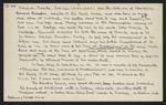 Macdonald Dictionary Record: Croslegh Dampier-Crosley